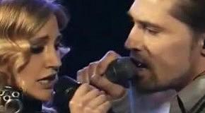 Ева Бушмина и Дима Билан - Я просто люблю тебя