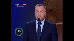 "Олег Махніцький у програмі ""Шустер LIVE"""