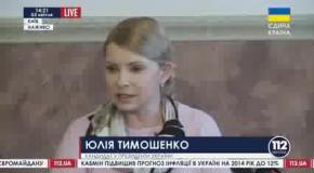 Круглый стол Ю  Тимошенко и Т  Черновол о борьбе с коррупцией (Часть 2)