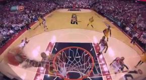Топ-5 моментов NBA за 11 мая 2014