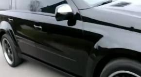 Коновалюк: Лавринович ездит на краденой машине