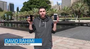 iPhone 6 вдребезги: Первый краш-тест нового телефона Apple
