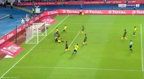 Чудовищный промах Обамеянга, не позволивший Габону выйти в 1/4 финала КАН-2017