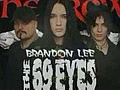The 69 Eyes - Brandon Lee - Ворон