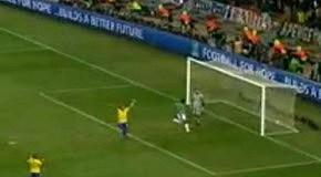 ЧМ 2010 - Бразилия - Кот д'Ивуар - 3:1