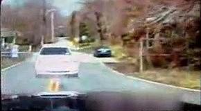 Погоня за лимузином на скорости 240 км ч