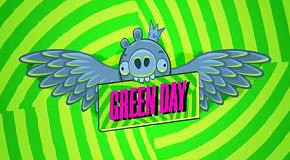 Angry Birds в стиле Green Day