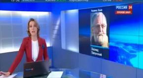 Депутат Крыма рассказал правду о провокациях Партии Регионов в прямом эфире русского канала