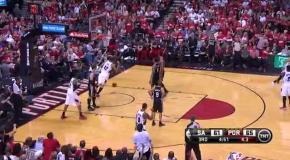 Топ-5 моментов NBA за 12 мая 2014