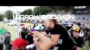 Cара Бекман - чемпионка мира по армрестлингу