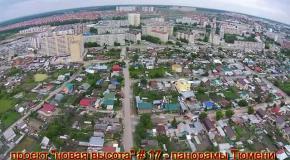 Проект новая высота #17 - панорамы Тюмени
