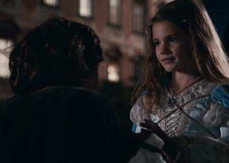 Молодые Ромео иДжульетта в новейшей рекламе Apple