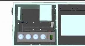 Проект и оборудование для грязелечебницы
