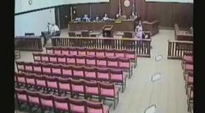 Побег из зала суда