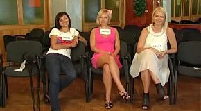 Холостяк 3 девушки на кастингах