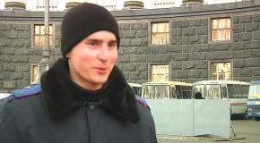 Интервью с солдатом, мать которого обещала убивать Беркут