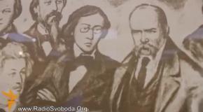 Олесь Бузина на радио «Свобода» о русских людях -- Шевченко и Лермонтове