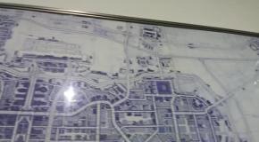 """Цікавий малюнок кульковою ручкою в Мистецькому Арсеналі """"Міста&Села – Місто Мрій"""""""