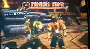 Mortal Kombat Armageddon Scorpions Ultimate Fatality