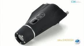 Водонепроницаемая 720P HD Спортивная Экшен Видеокамера