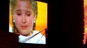 Песня Тины Кароль растрогала до слез: видео с церемонии YUNA 2013