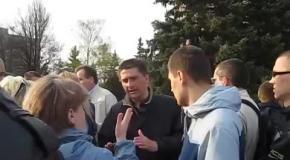 Последнее видео с депутатом Горловки - через два дня его нашли мертвым