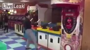 Удар ниндзя