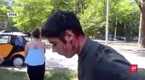 """""""Публічний тиск діє"""": постраждалому від нападу одеському активісту продовжили держохорону"""