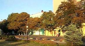 Фонтан возле Оперного