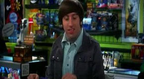 Теория Большого Взрыва / The Big Bang Theory 5 сезон 10 серия (Кураж-бамбей)