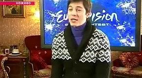 Национальный отбор Евровидения 2012:  Виталий Галай