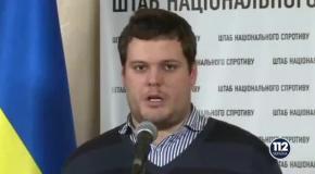 Брифінг Андрія Іллєнка щодо подій на Євромайдані і змін в країні