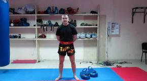 Супер скорость ударов ногами в тайском боксе (муай тай)-Super speed of legs shots in Muay Thai