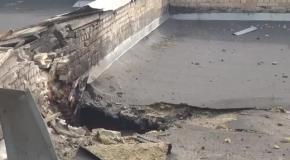 Красногоровка, 13 июля: последствия обстрела города