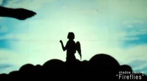 театр теней, очень красивая история любви!!!