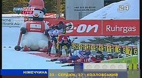 Молодежный чемпионат мира по биатлону