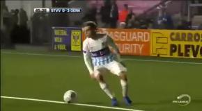 Видео шикарного гола Малиновского в чемпионате Бельгии