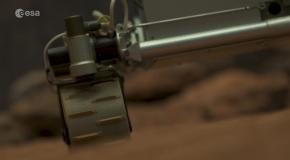 Ровер для Марса испытали в приближенных к марсианским условиях