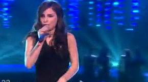 Победитель Eurovision 2010 Lena Meyer-Landrut (Германия) - Satellite