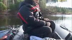 Рыбалка -54 Отвесное блеснение с лодки