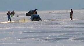 Мужик потерял авто на рыбалке