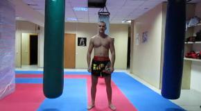 Супер тренажер для бокса  тайского бокса и единоборств-Super trainer for martial arts