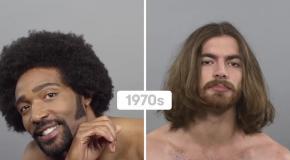 100лет моды и красоты для мужчин в США