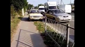 Российский военный насмерть сбил местного жителя в Крыму - поствидео