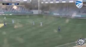 Гол с 60 метров из высшей лиги Азербайджана