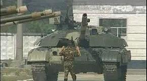 Український танк Т-64-БМ Булат