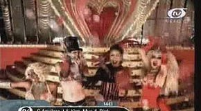 Christina Aguilera, Lil' Kim, Mya & Pink - Lady Marmalade.