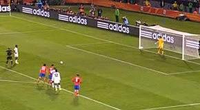 ЧМ 2010 Сербия - Гана - 0:1