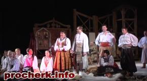 Черкасские актеры заявили о невыплате зарплат во время спектакля