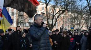 Юрій Бублик на Майдані в Полтаві